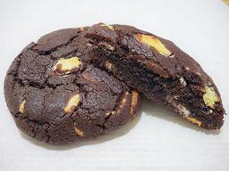 Cookie de Chocolate Triplo