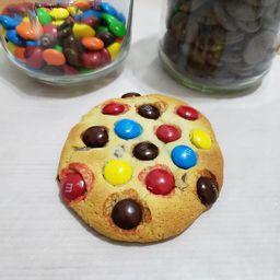 Cookie de M&m's