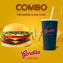 Combo Double Gordão Especial