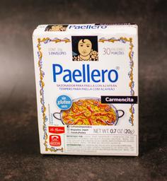 Tempero para Paella Carmencita - 20g