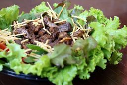 Salada de Filet Mignon