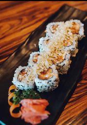 Spicy Salmon Roll - 8 Unidades