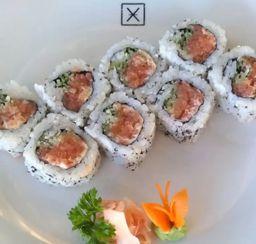 Salmon Roll - 8 Unidades