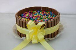 Torta KitKat Confete