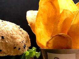 Porção de Batata Chips