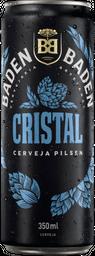 Baden Baden Cerveja Pilsen Cristal