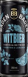 50% de DESCONTO na 2 UND Baden Baden Cerveja Witbier