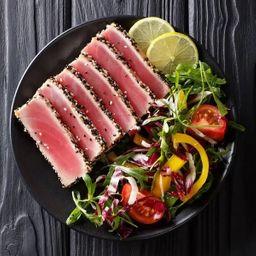 Sashimi de Atum Selado - 6 Unidades