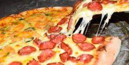 2 Deliciosas Pizzas Familia de 40cm