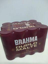 Brahma Duplo Malte 350ml - 12 Unidades