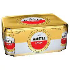 Cerveja Amstel 350 ml - 12 Unidades