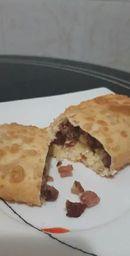 Pastel de Bacon, Abacaxi e Queijo - 23cm