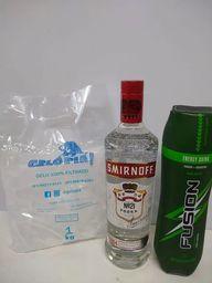 Combo Vodka Smirnoff  998 ml