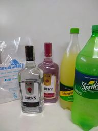 INCOMPLETO SEM ML - Combo Gin Rock`s