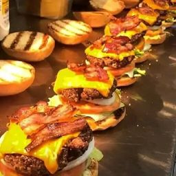 Hambúrguer Artesanal 4 Carnes Nobres