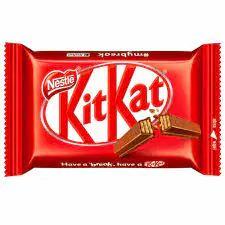 Chocolate Kit Kat ao Leite - 41,5g