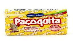 Doce de Amendoim Paçoquita - 20g