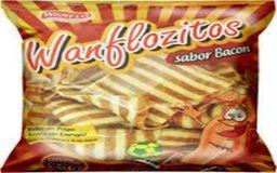 Salgadinho Wanflozitos Bacon - 70g