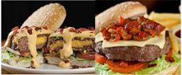 2 Hamburger Recheados