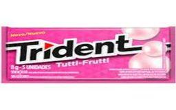 INCOMPLETO SEM PESO - Trident Tutti Frutti