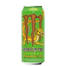 Monster Lemon Energy Dragon Ice Tea 473 Ml
