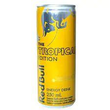 Red Bull Tropical 250ml