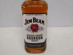 Bourbon Jim Beam White 1L