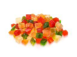 Frutas Cristalinas 100g