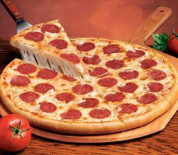 Pizza, Borda e Refrigerante 1,5L