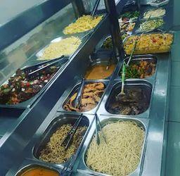 Almoço Bem Servido - Serve 2 Pessoas