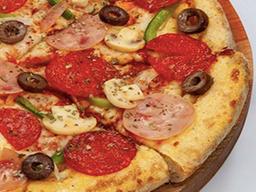 Pizza 3 Sabores - Big
