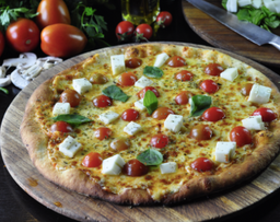 Pizza 4 Sabores - Família