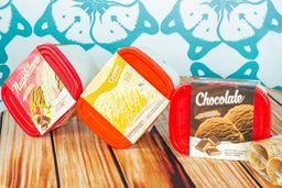 Pote 1L Chocolate Zero Açúcar
