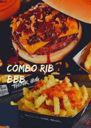 Combo Rib BBB com batata e refri