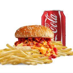 Combo de Burger