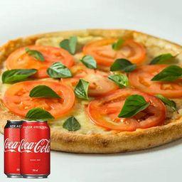 Combo Pizza Gigante + 2 Refri Lata