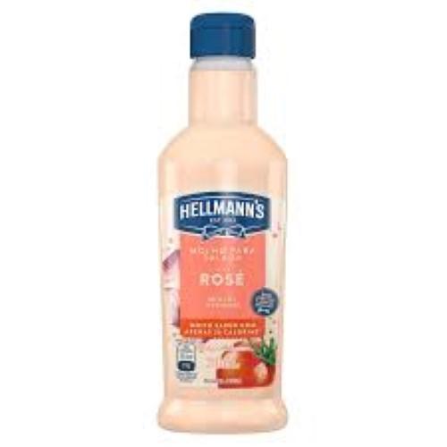 Hellmanns Molho Salada Rose