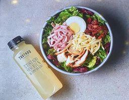 Combo Salada + Limonada