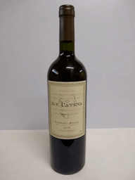 Vinho dv catena cabernet - malbec 750 ml