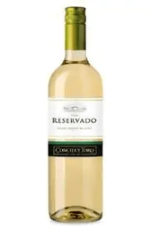 Vinho concha y toro suavignon blanc - branco