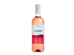 Vinho almaden cabernet rose suave 750 ml