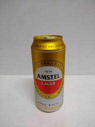 Cerveja amstel latão 473 ml
