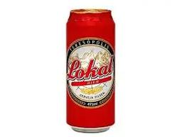 Cerveja lokal latão 473ml