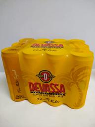 Cerveja devassa puro malte 350 ml pack com 12