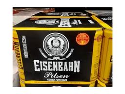 Cerveja eisenbahn lata pack 12 350 ml
