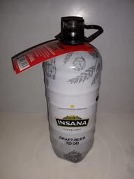 Growler chopp insana premium lager 4,2% 1,2 l