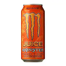 Energético khaos monster juice lata 473ml