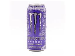 Energético monster ultra violet 473 ml