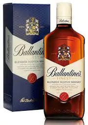 Whisky ballantines 1 litro