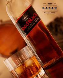 Whiskey redmalt rabak  1 litro